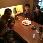 本店BLOG Vo.16 Birthday!!